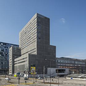 Toni Campus Zurich. Betty Fleck ® ZHdK